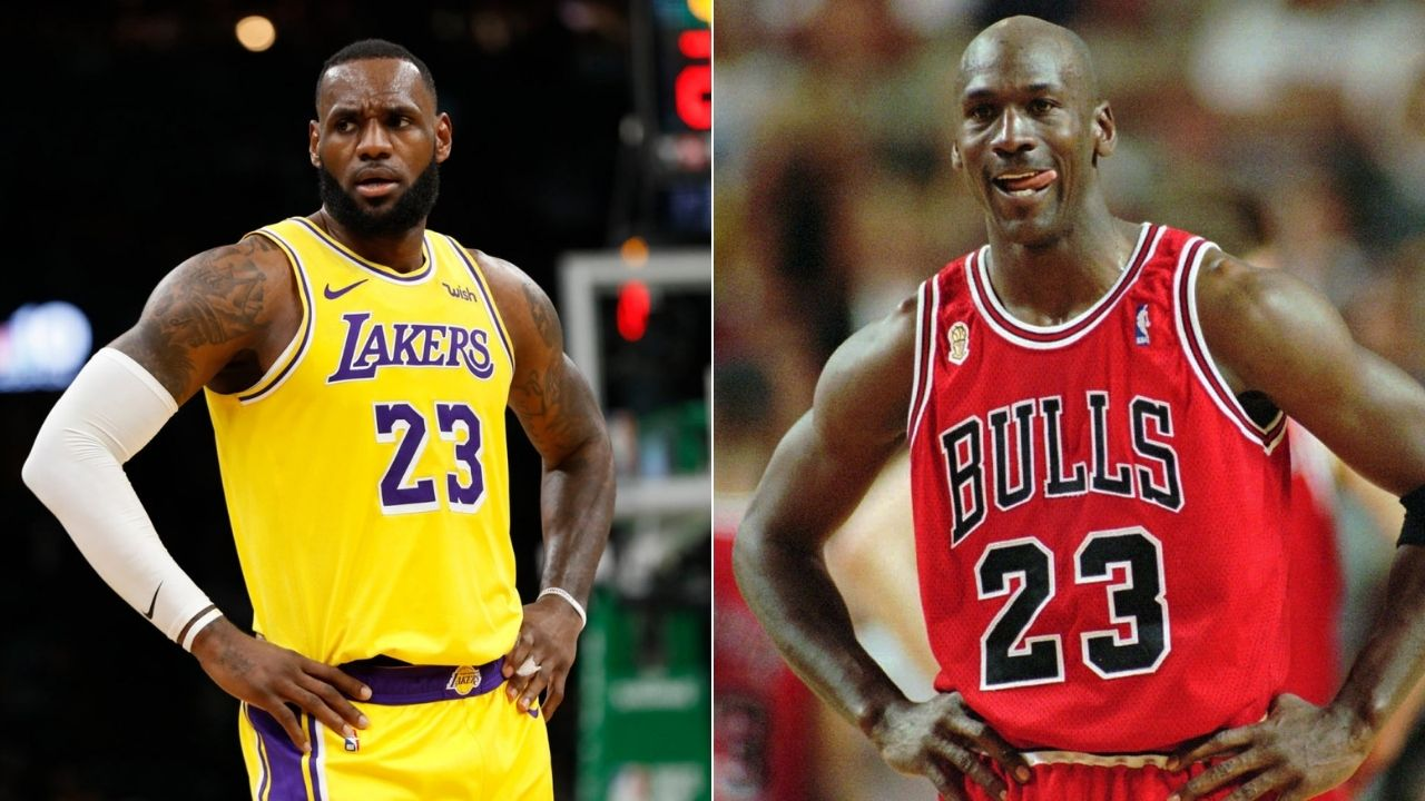 """LeBron James is not the GOAT; plays in softest era"""": Stephen A Smith"""
