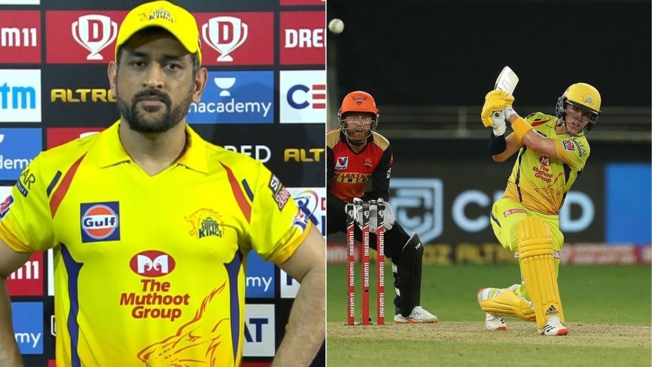 'Sam Curran is a complete cricketer': MS Dhoni lauds CSK all-rounder after he opened the batting vs SRH