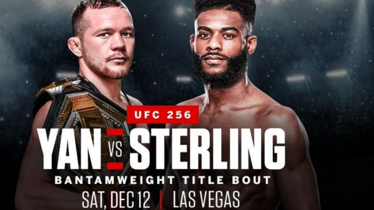 UFC 256: Petr Yan Vs. Aljamain Sterling To Co-headline UFC 256 On December 12