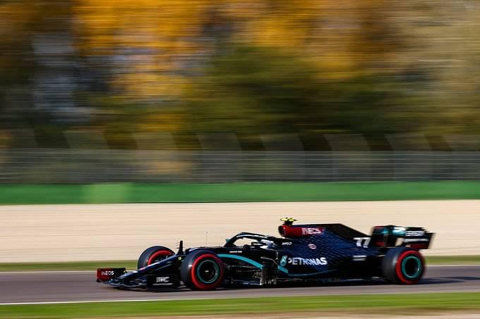 """They are never easy pole positions"" - Valtteri Bottas grabs Imola pole ahead of Mercedes teammate Lewis Hamilton"