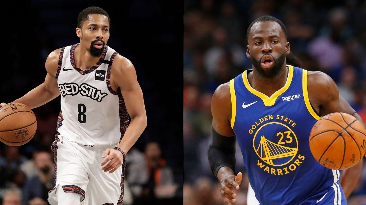 I want to be Draymond Green for Nets': Spencer Dinwiddie