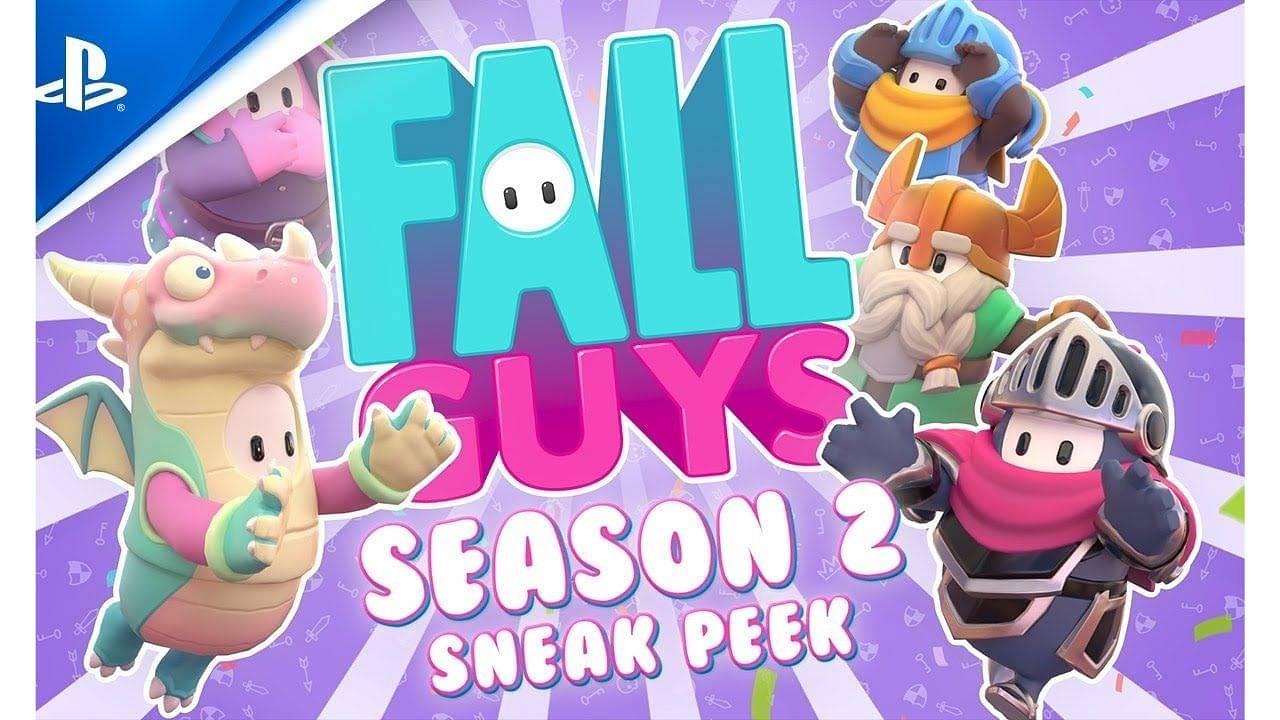 Fall Guys: Ultimate Knockout Season 2