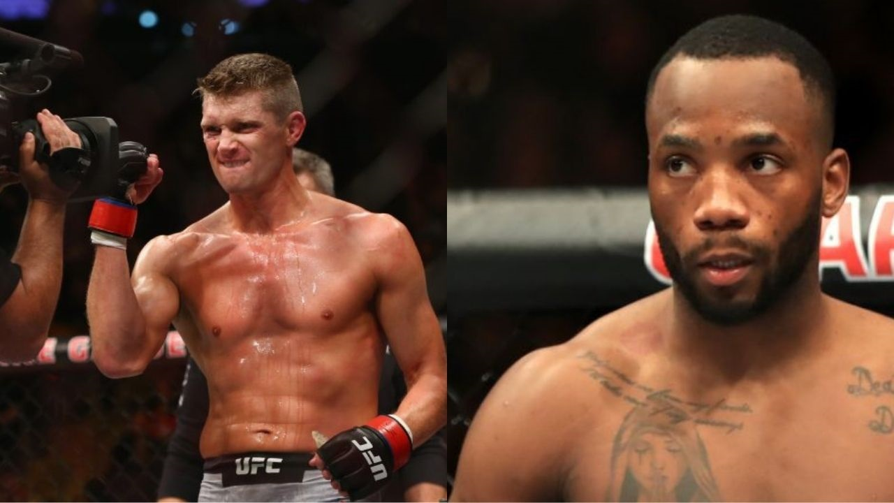 """""""Just F**K Off and Fight Chimaev""""- Leon Edwards Vehemently Rejects Stephen Thompson's Challenge"""