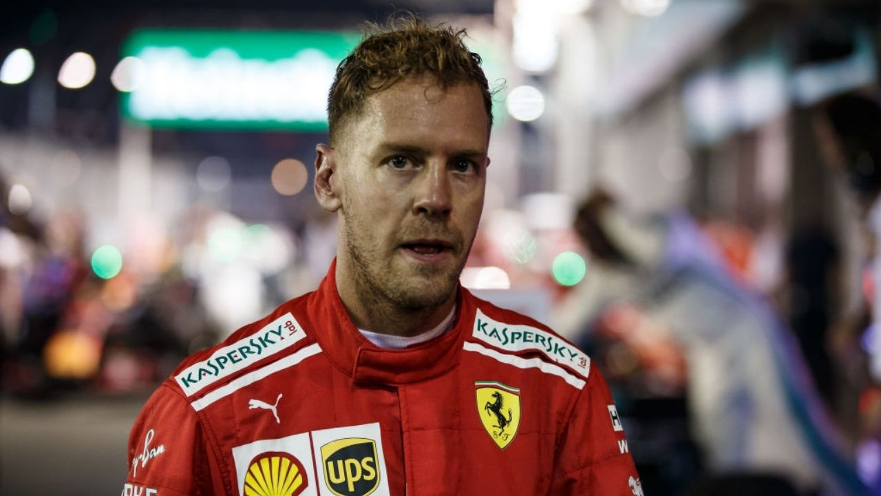 """""""I can't get the same out of the cars than Charles can""""- Sebastian Vettel on his comparisons with Charles Leclerc in 2020"""