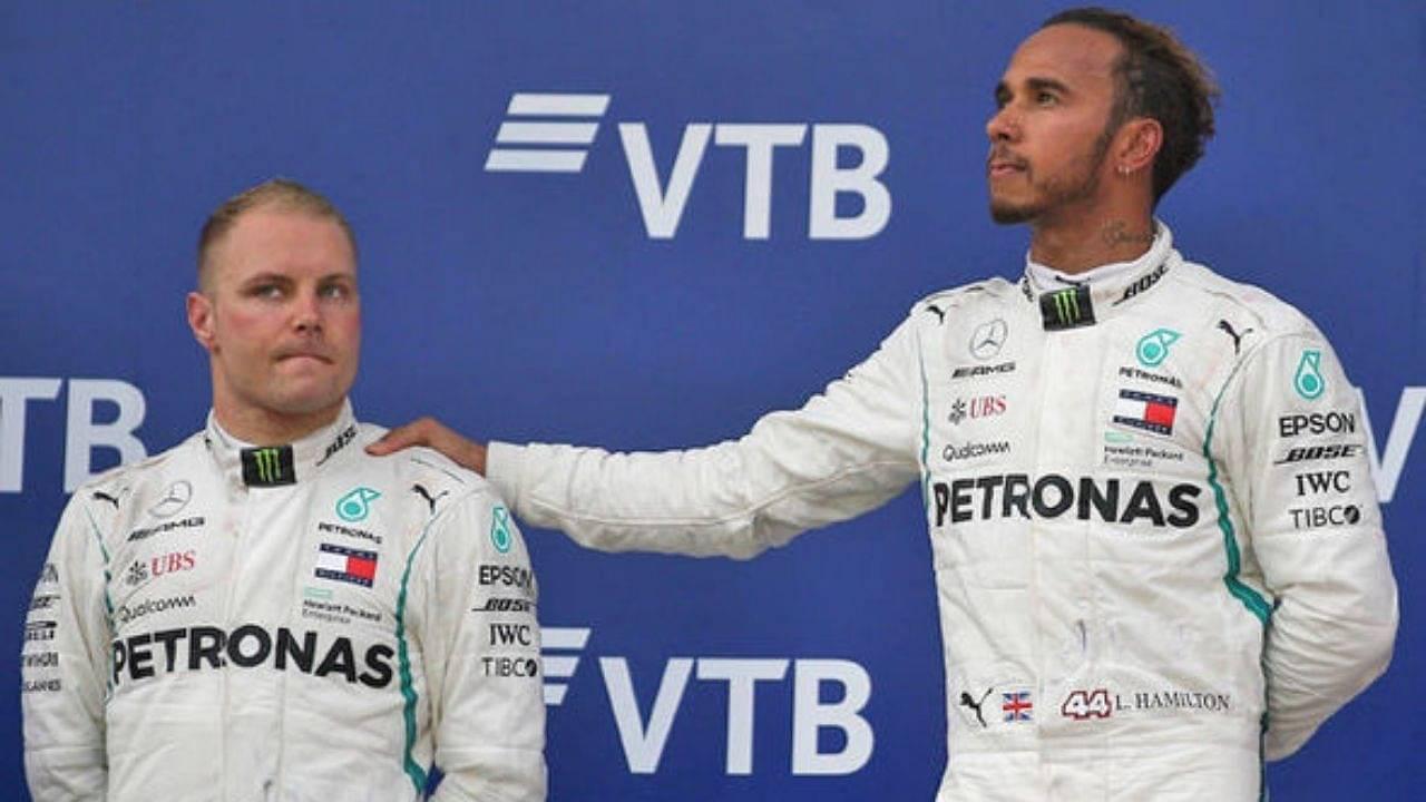 Valtteri Bottas continues to dominate Portuguese Grand Prix practice