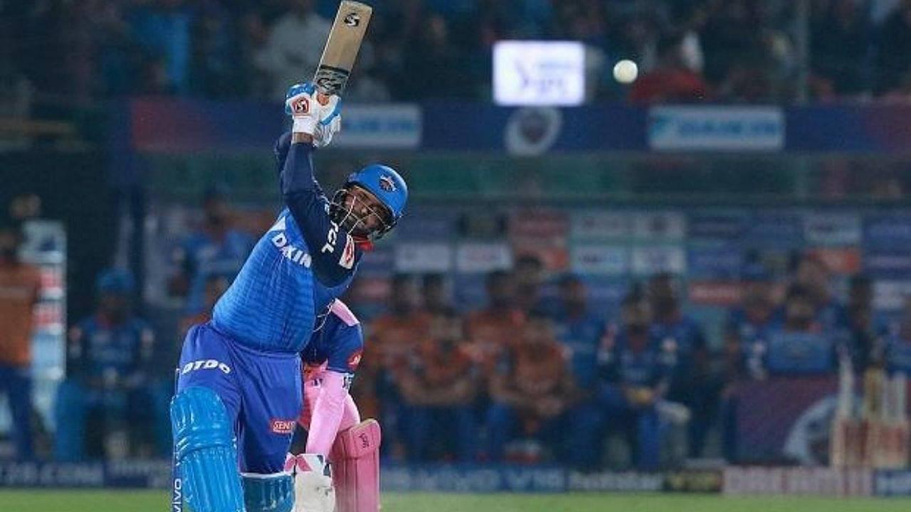 RR vs DC Head to Head Records   Rajasthan Royals vs Delhi Capitals H2H Stats   IPL 2020 Match 23