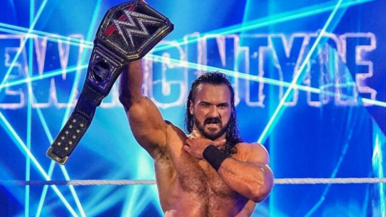 Drew McIntyre recalls his most intimidating experience of Hell in a Cell