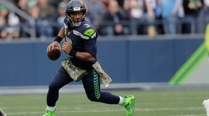 NFL: Russell Wilson throws 26th TD pass, breaks Peyton Manning's record