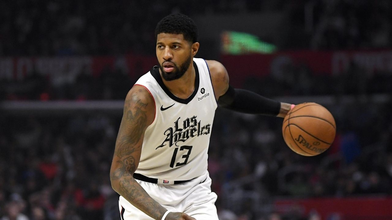 Clippers star Paul George sends a message to his haters for next season