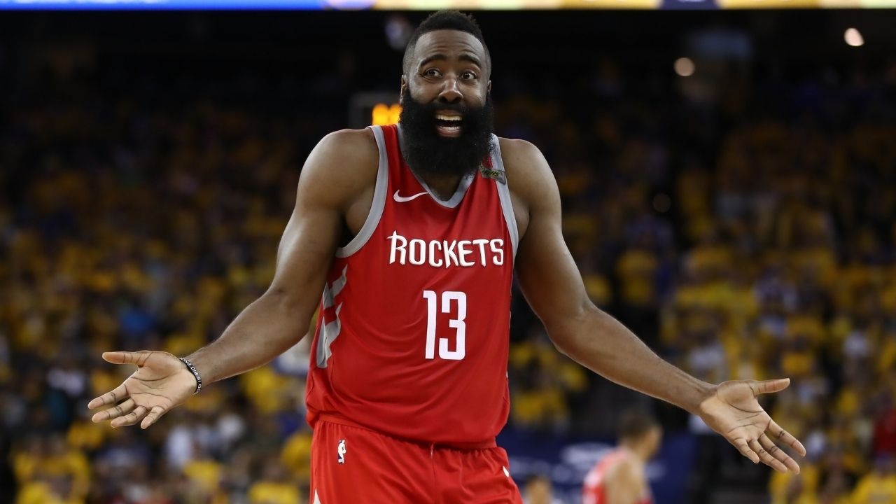 James Harden's mother recalls how Rockets star couldn't flirt with a girl in school