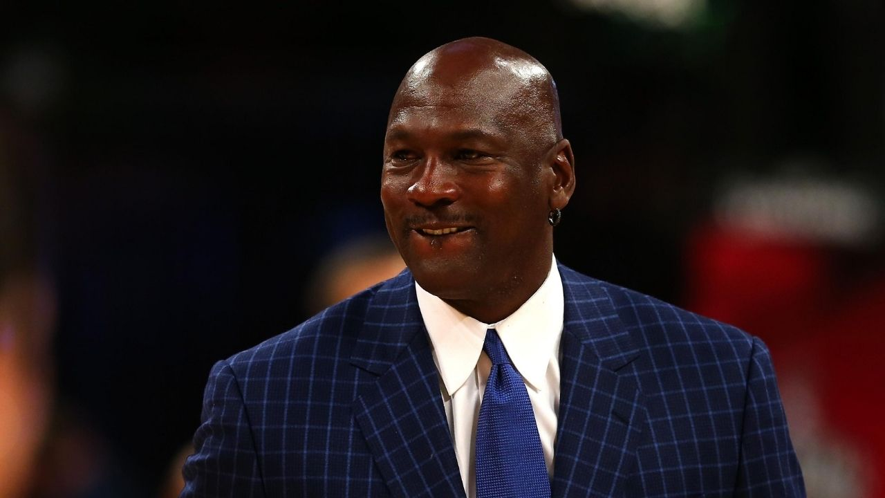 To be happy, you have to be a disappointment': Michael Jordan