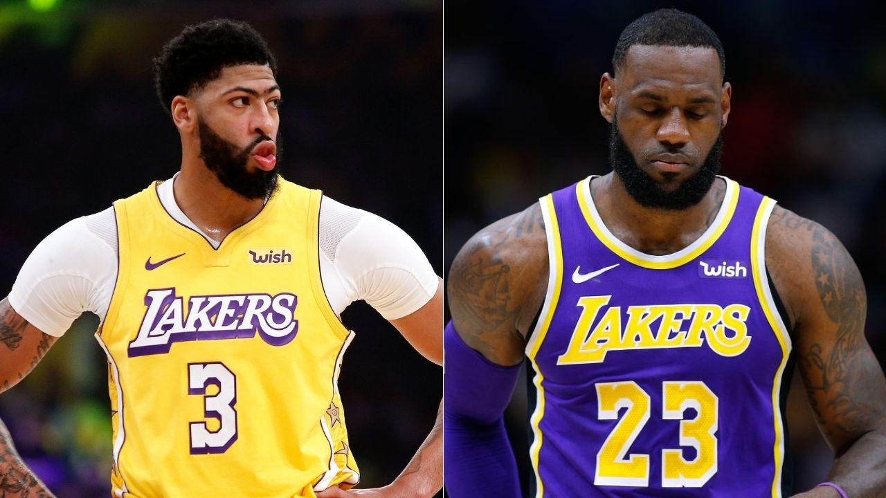 """expedido riega la flor Acechar  Is LeBron James offended that Anthony Davis called Kobe Bryant and Michael  Jordan GOATs?"""": Skip Bayless taunts Lakers star 