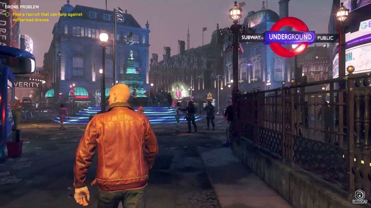 Crossplay in Watch Dogs Legion : Will Watch Dogs Legion have crossplay feature available?