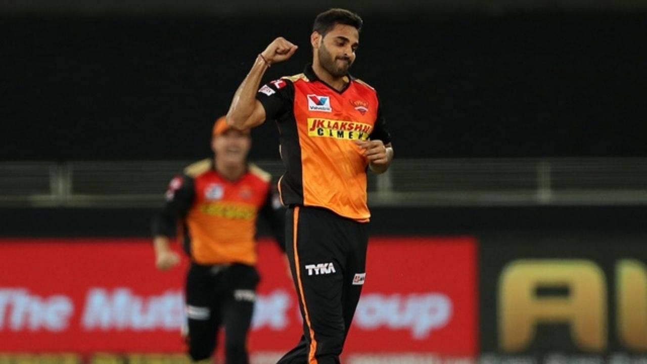 Siddarth Kaul: Why is Bhuvneshwar Kumar not playing today's IPL 2020 match vs Mumbai Indians?