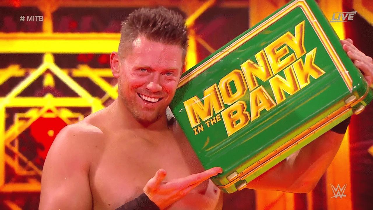 The Miz becomes new Mr. Money in the Bank as Tucker turns on Otis