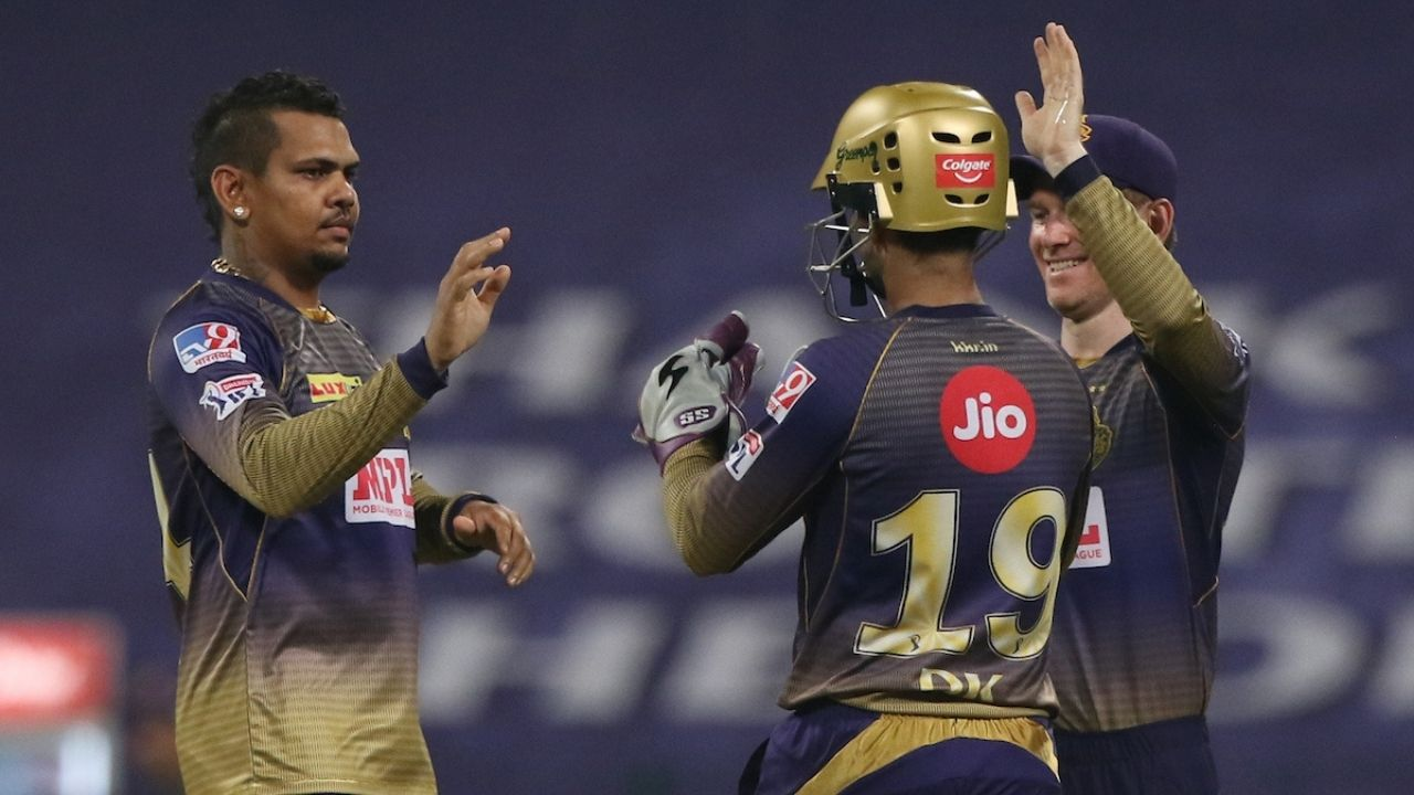 Sunil Narine suspect bowling action: Sunil Narine reported for bowling  action after KKR vs KXIP IPL 2020 match | The SportsRush
