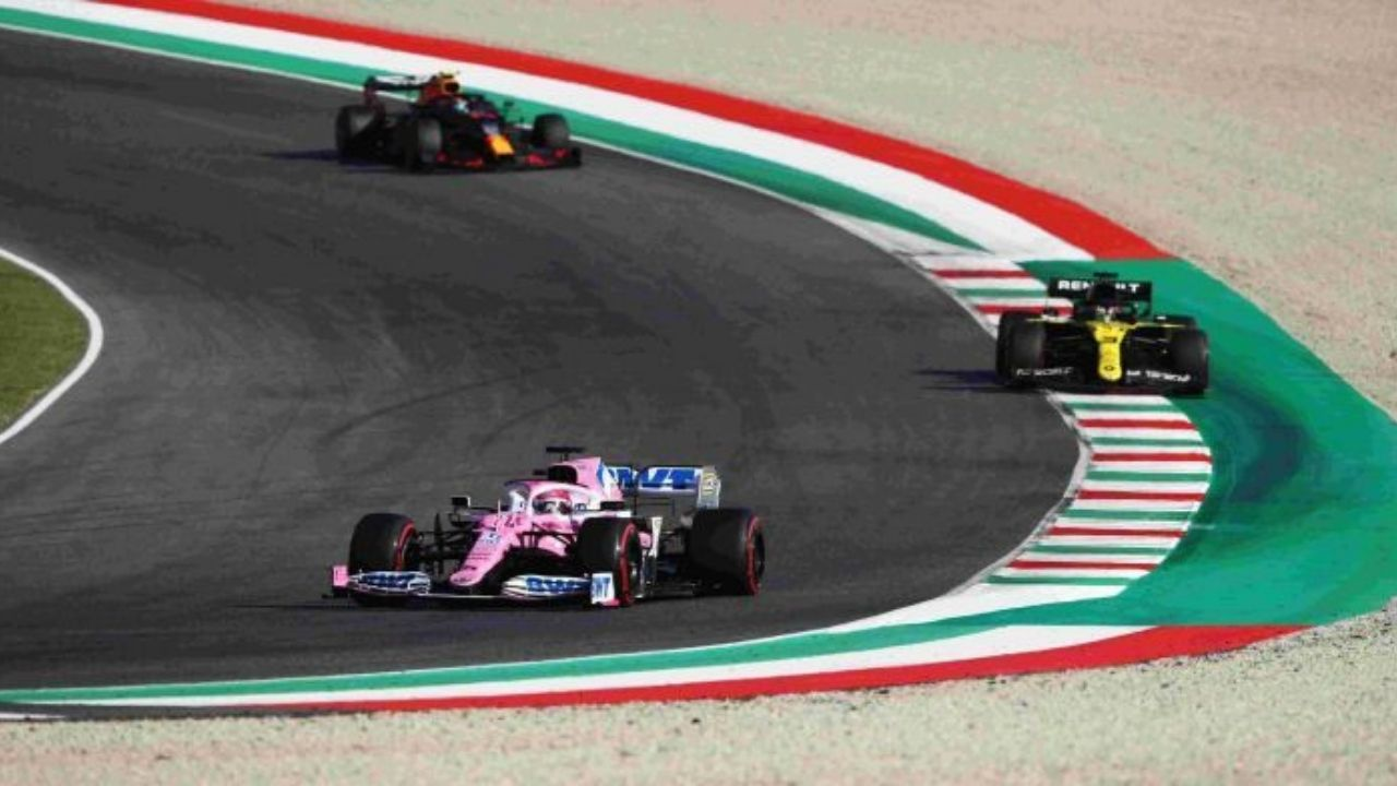 """FIA bans """"reverse engineering"""" rule that caused Racing Point controversy this season"""