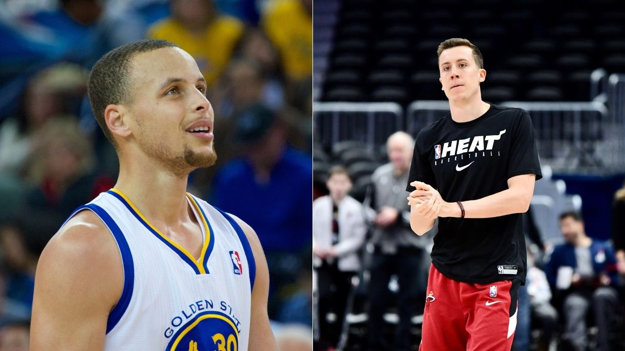 Duncan Robinson equals Steph Curry and Ray Allen'