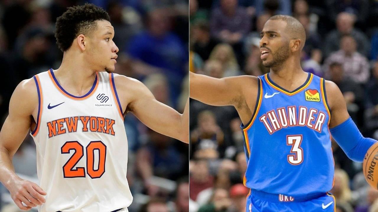 Chris Paul to Knicks