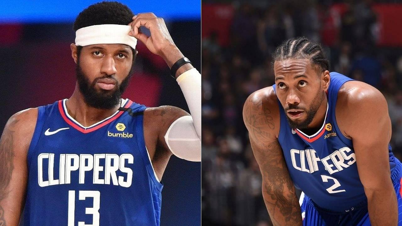 NBA匿名經紀人調查:聽說快艇有考慮是否重建,雙星都可以被交易,兩人的合同暗藏玄機!