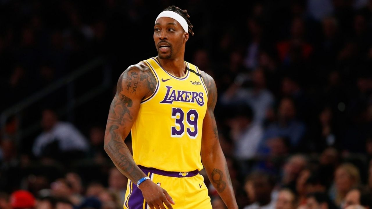 Dwight Howard's son posts numbing video of Lakers star being a bad father