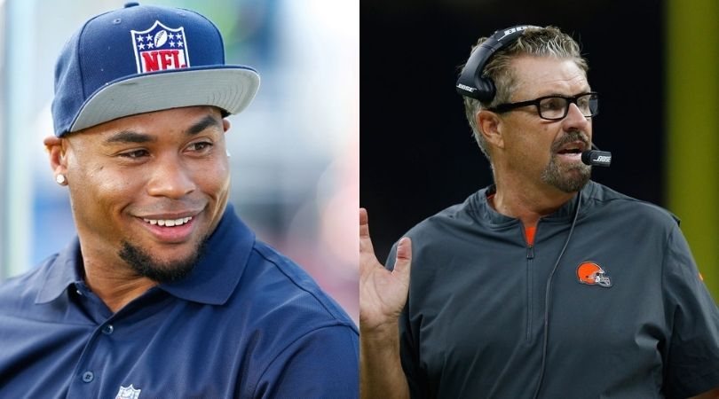 """Gregg William's Defense is about that BS"""", Steve Smith calls out Gregg Williams for """"cheap shots"""" against the Broncos"""