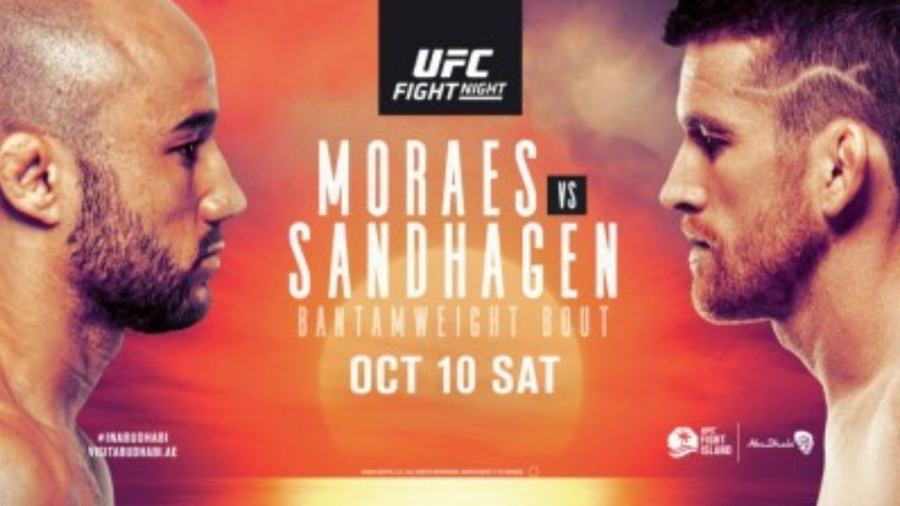 UFC Fight Island 5: Full Fight Card, Date, Time, and Streaming Details