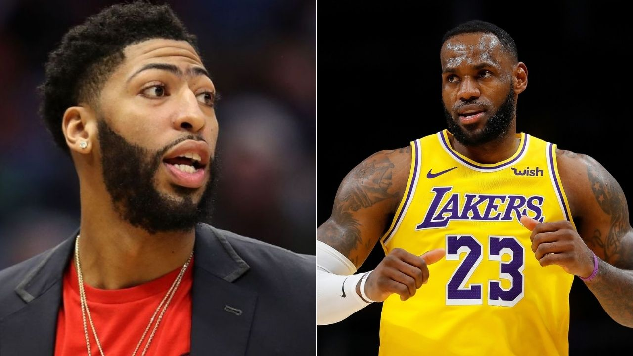 LeBron James texted Lakers teammates before Game 4 vs Heat