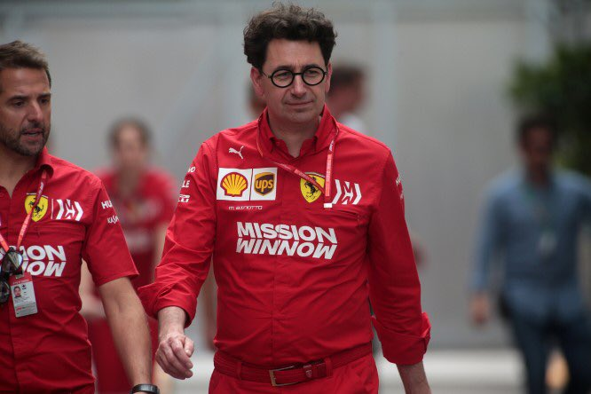 """There is a maximum number of races in the Concorde Agreement which we cannot exceed"" - Ferrari F1 boss Mattia Binotto speaks out on two-day race weekends"