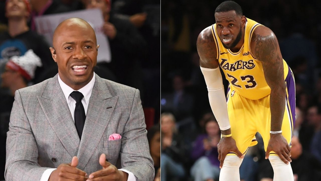 LeBron James needed to shoot that shot': Jay Williams
