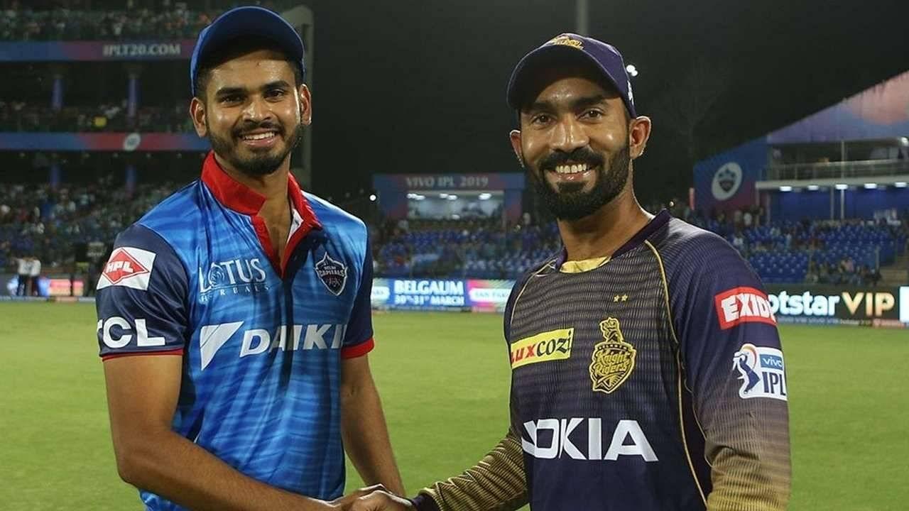 DC vs KKR Head to Head Records | Delhi Capitals vs Kolkata Knight Riders H2H Stats | IPL 2020 Match 16