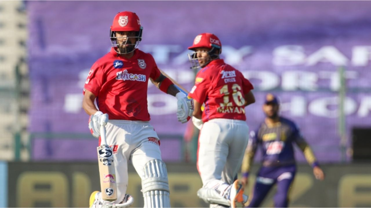 KKR vs KXIP Head to Head Records | Kolkata Knight Riders vs Kings XI Punjab H2H Stats | IPL 2020 Match 46