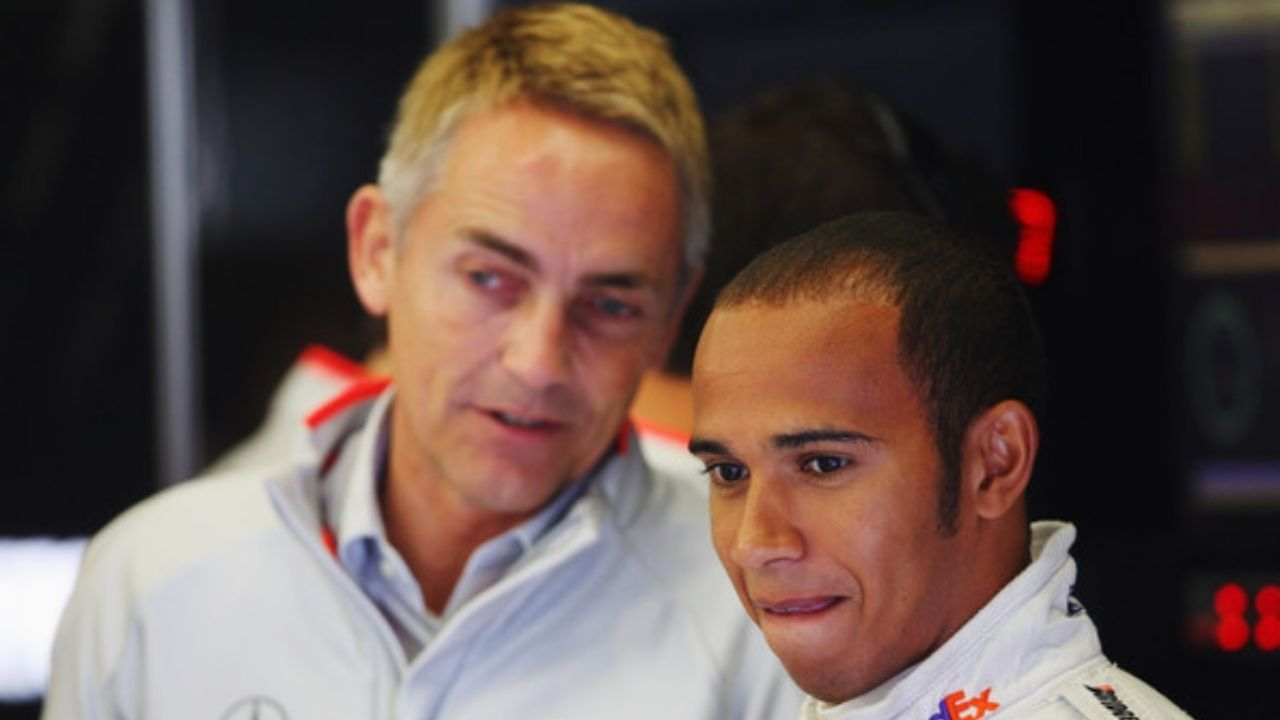 """""""Lewis is ruthless but genuinely honest""""- Martin Whitmarsh differentiates between Michael Schumacher and Lewis Hamilton"""