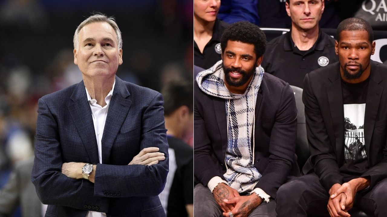 Mike D'Antoni and Ime Udoka join Steve Nash's Nets staff