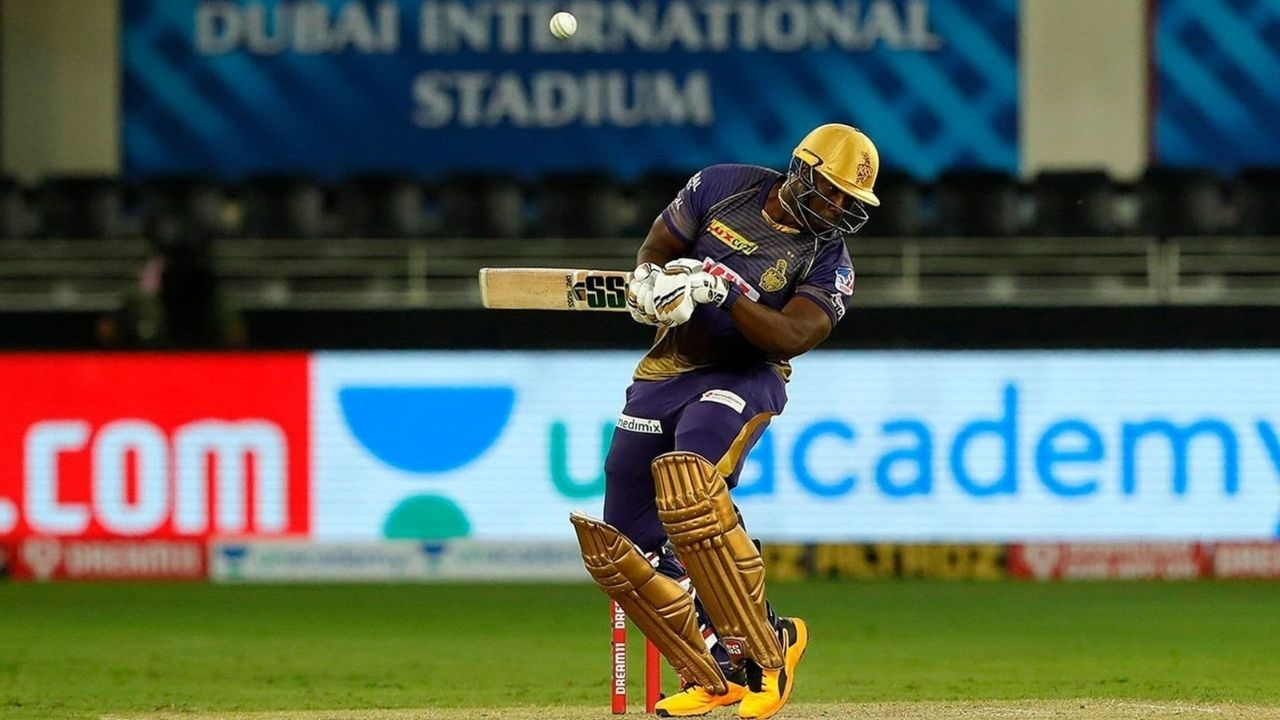 Why is Andre Russell not playing today's IPL 2020 match vs RCB?