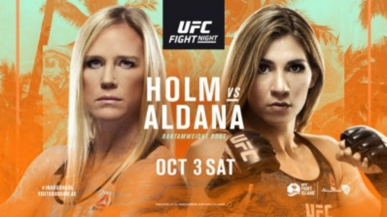 UFC Fight Island 4: Full Fight Card, Date, Time, and Streaming Details
