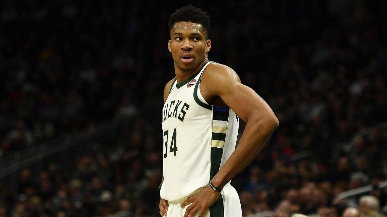 Bucks won't trade Giannis Antetokounmpo'