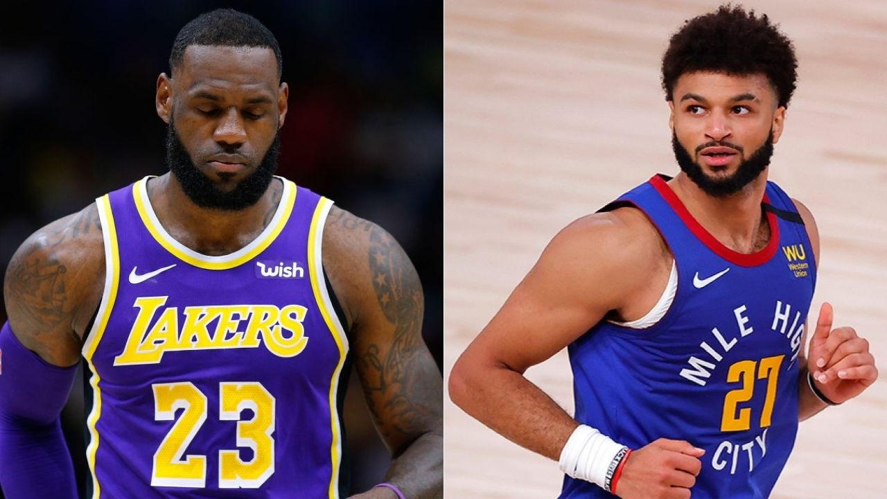 Michael Jordan is far superior than LeBron James': Jamal Murray
