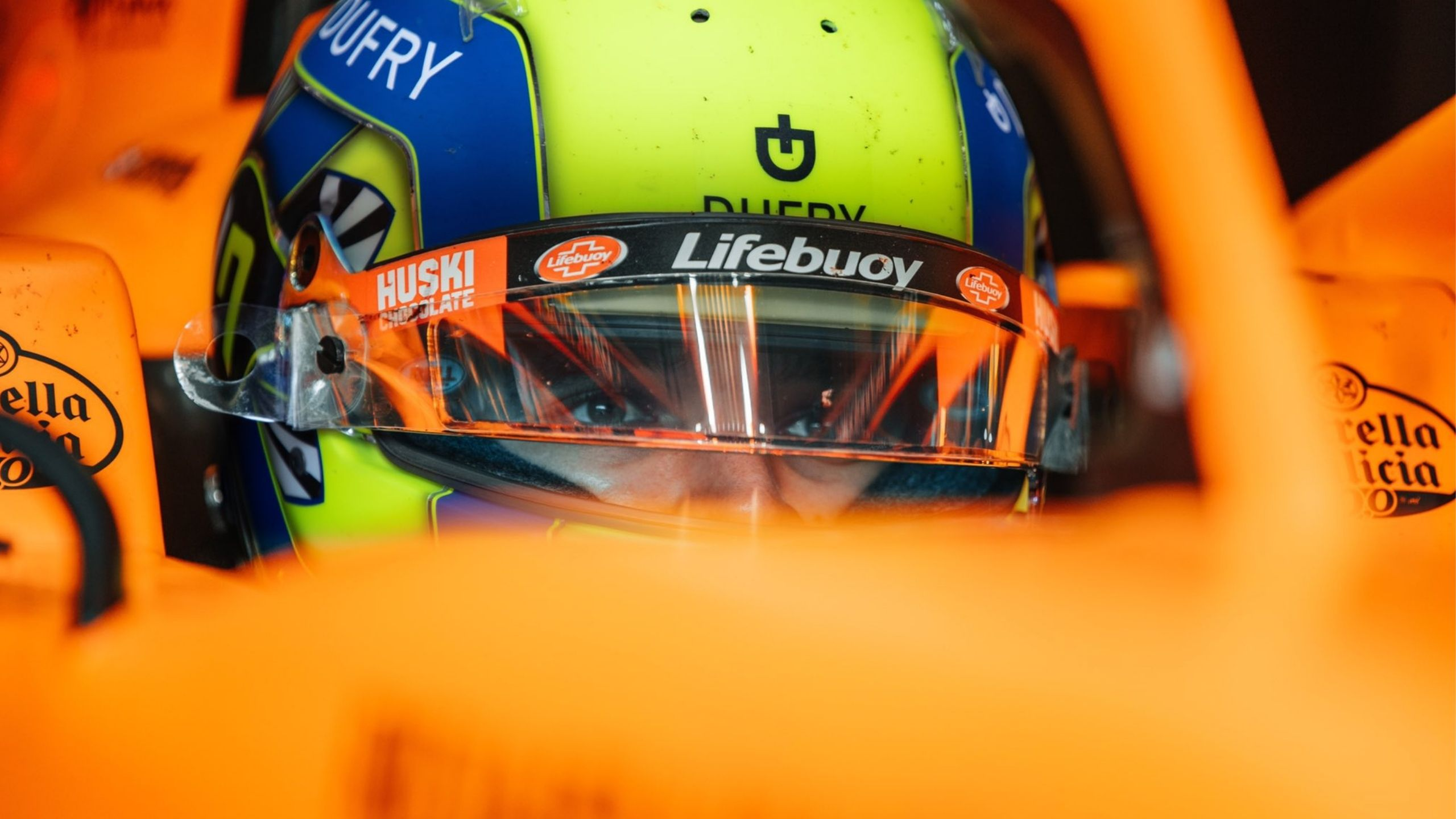 Lando Norris sorry after downplaying Lewis Hamilton's record-breaking success