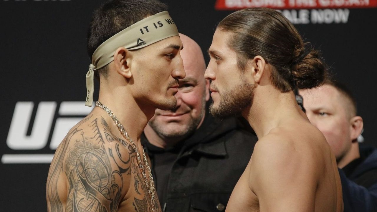 Brian Ortega Reflects on a Potential Rematch With Max Holloway