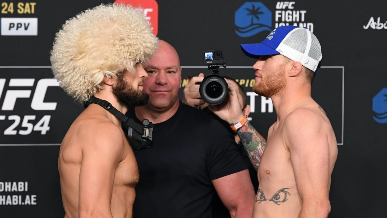 UFC 254: Full Fight Card, Date, Time, and Streaming Details