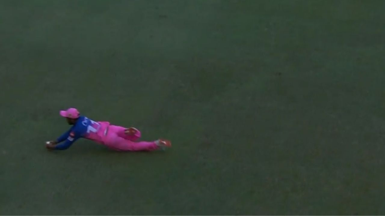 Sanju Samson catch vs SRH: Rajasthan Royals batsman grabs fantastic catch to dismiss Jonny Bairstow