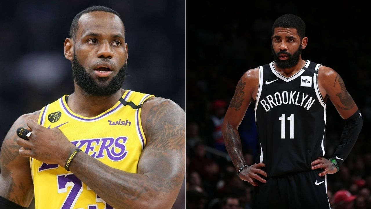 lebron and kyrie
