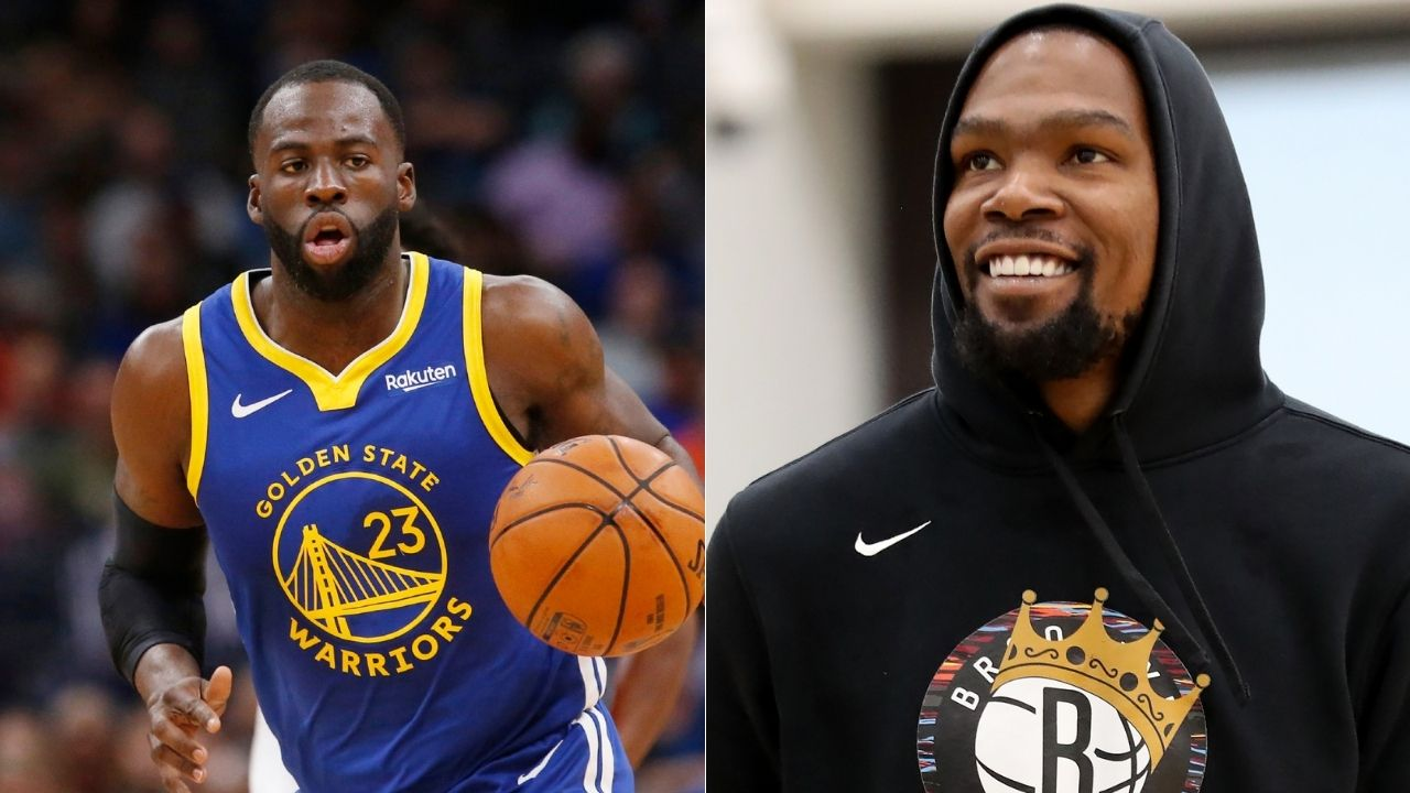 """Andrew Wiggins could be Kevin Durant"""": Draymond Green"""