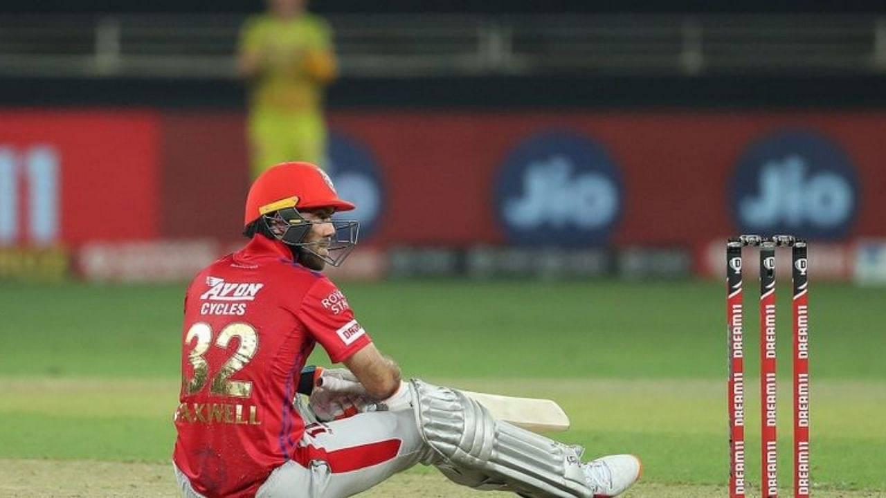 Glenn Maxwell IPL 2020: Twitter reactions on KXIP player failing miserably vs Mumbai Indians