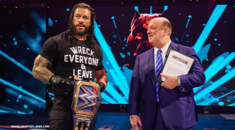 Roman Reigns explains why he joined hands with Paul Heyman