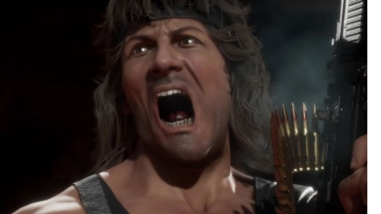 MORTAL KOMBAT 11 Rambo : Developers tease fans with yet another Rambo trailer