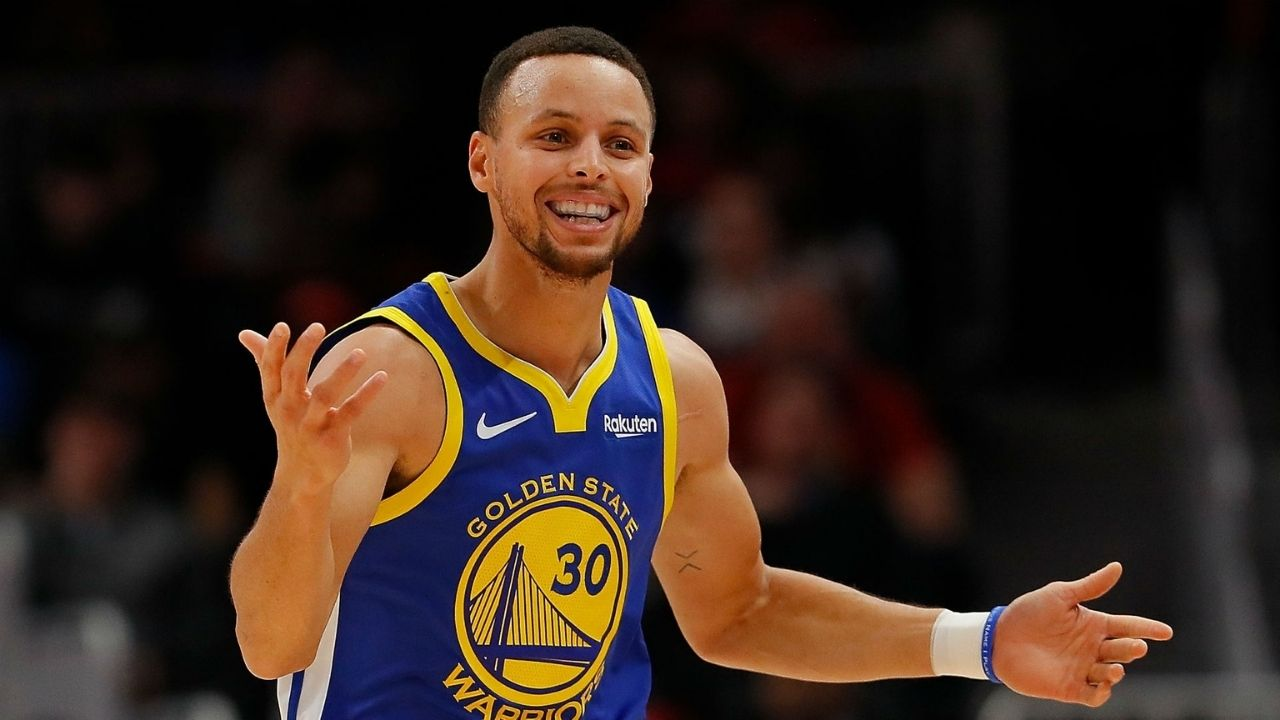 """Steph Curry is not a good spot-up shooter"""":"""