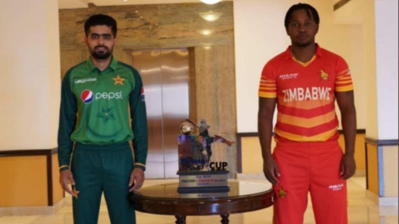 Pakistan vs Zimbabwe 1st ODI Live Telecast Channel in India: When and where to watch PAK vs ZIM Rawalpindi ODI?