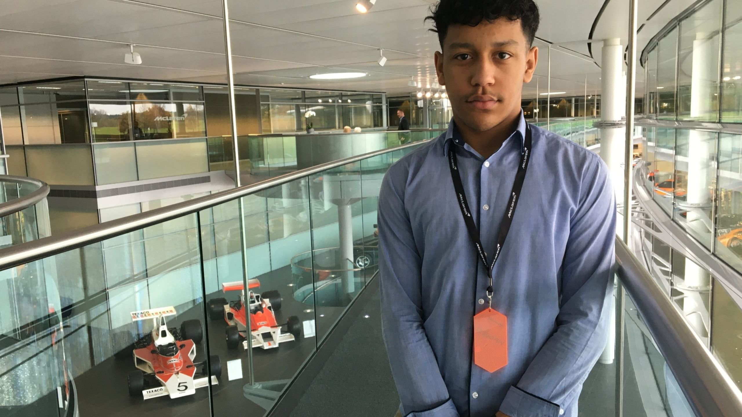 Lewis Appiagyei: All you need to know about the go-karting champion looking to emulate namesake Lewis Hamilton